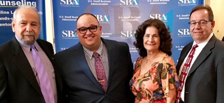 Mr And Mrs Vela At Sbc